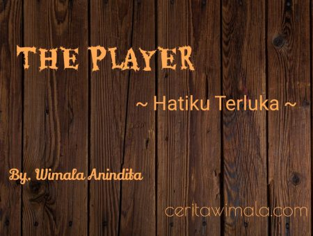 Novel Prosa LIris The Player Hatiku Terluka