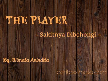 Novel Prosa Liris The Player Sakitnya Dibohongi